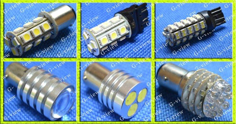 Hotsale Superbright T20 18 SMD 5050 Auto led