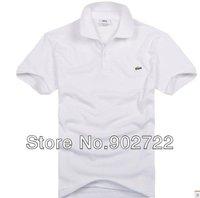 Мужская футболка 2012 fashion menswear summer new polo shirts, short-sleeved polo casual shirt male