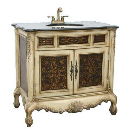 M veis casa de banho vaidade vaidade do banheiro - Tipos de muebles antiguos ...