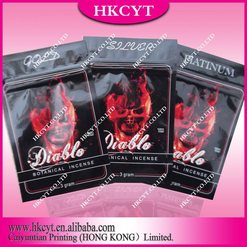 24k special blend herbal incense bag