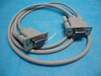 Потребительские товары 1.5M 5ft RS232 DB9 9 Pin Female to Female F/F Cable Cord