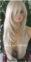 Парик из искусственных волос jewelry_wig$ New Short Light Brown&Dark brown Fashion BOB Wig