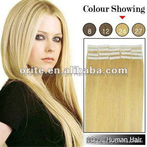 tape_on_hair_extension_seamless_hair_skin_weft_100_indian_remy_hair