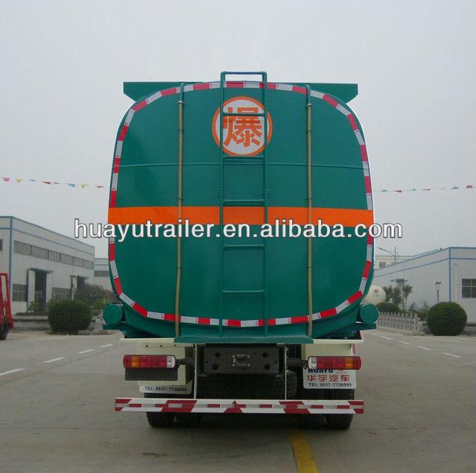 35m3 40m3 45m3 diesel tanker semi trailer