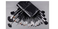 Кисти для макияжа 32 Pcs Professional Cosmetic Brush set Kit Case