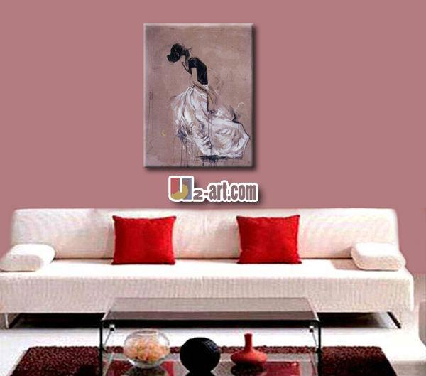 Home Produtos Sey Mulheres Nuas Pintura Em Tela Arte