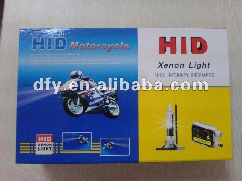 HID moto xenon kits ,HID kits for motorcycyle ,2012 new slim HID moto kits