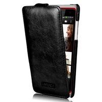 к 2015 году новых imuca подлинный бренд кожаный чехол для htc желание 600 случаев телефон 606w