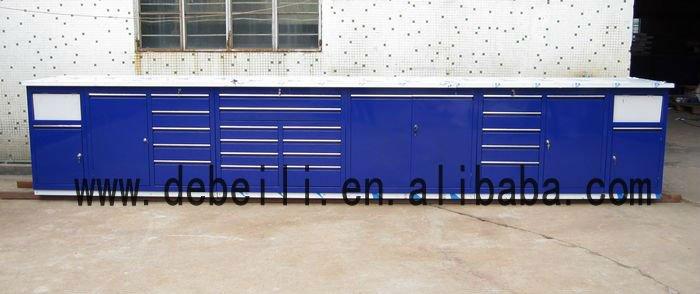 Tiroir Garage En Acier Outil De Stockage Cabinet Armoire