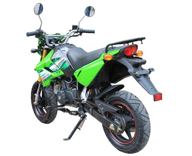unique 125cc motorcycle JD125-1