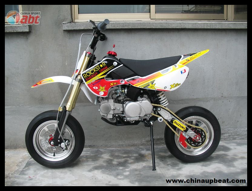 150cc oil cooled dirt bike Kawasaki sytle