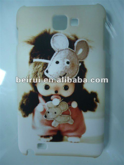 Lovely cartoon cases for Sumsung Galaxy 3