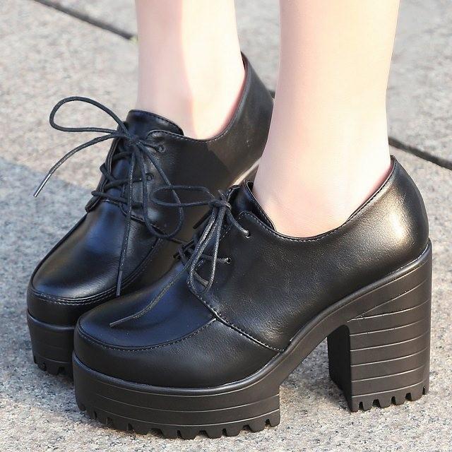 Женские ботинки  003