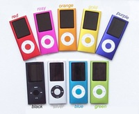 "MP3-плеер 4GB Slim 1.8 ""4 MP3 MP4 FM 9 s-002"