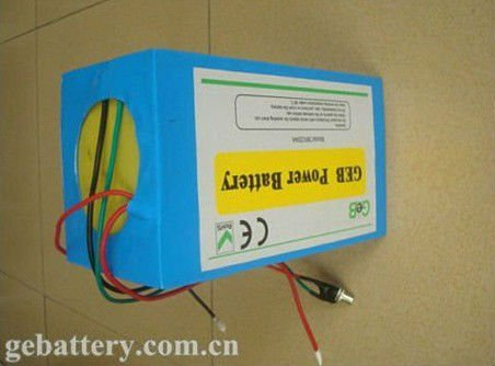 lifepo4 battery pack lithium ion battery pack 12V 30Ah
