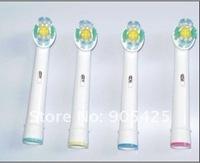 3pack новый бренд электрическая зубная щетка головы мягкой щетиной