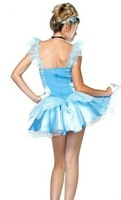 Free shipping New! arrive!! Late Nite Sexy Maid costumes,women halloween apparel