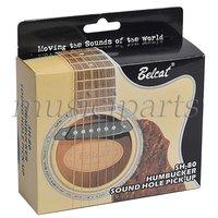 Гитара Soundhole Belcat Belcat pickup
