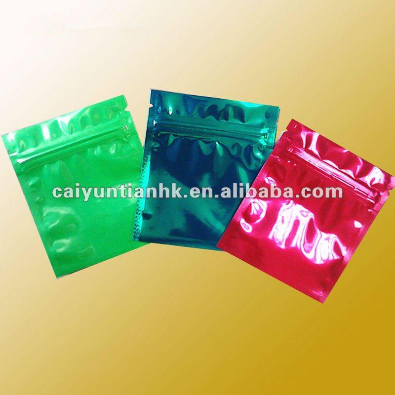 Упаковочные пакеты Foil bag 10 * 18 Ziplock z05