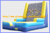 Тренировочная стенка для альпинизма SIZE:L21'-W12'-H13'ft/ velcro wall /Commercial quality, non-toxic environmental protection material
