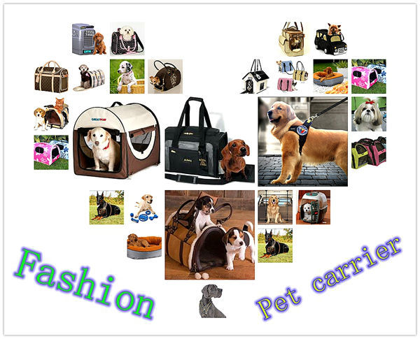 Fashion Pet travel cage dog pet carrier