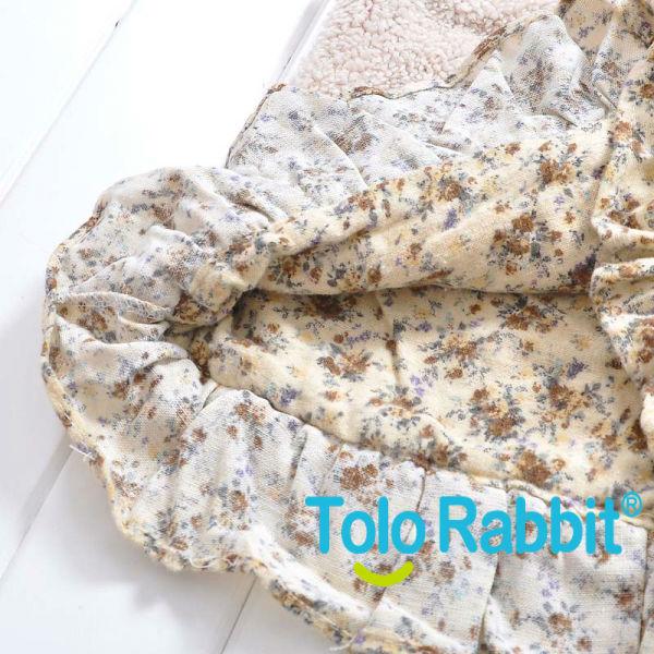 P0030 Ear Muff Hat & Vest Dress Clothes Coat