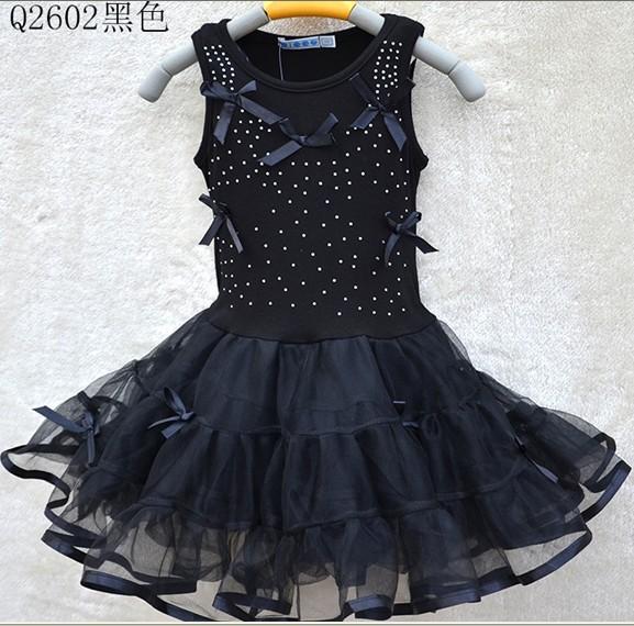 Black Dresses For Kids dance dresses children