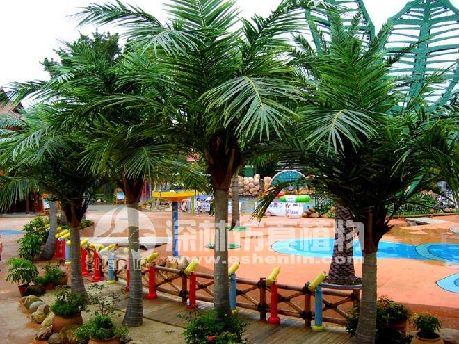 Artificial fecha, Fake coconut tree, Tipos de palmeras-Otros ...