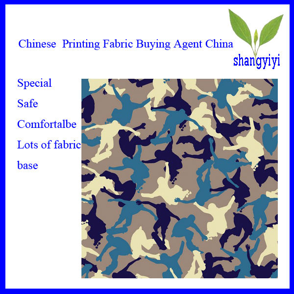 Chinese Printing Fabric Buying Agent China