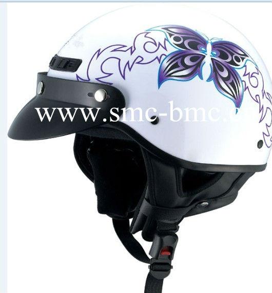 Wholesale Half Face Motorcycle Racing Helmet