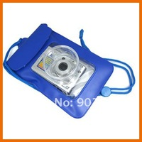 NEW Underwater Waterproof Case Bag Pouch For Digital Camera FREE SHIPPING