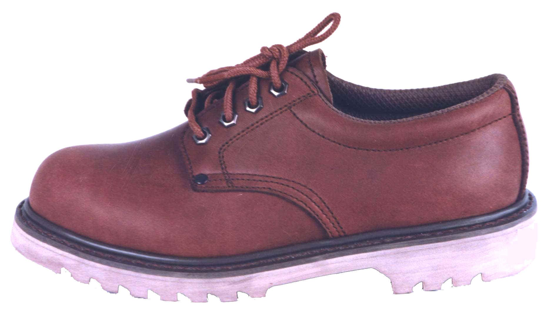 Supply safety shoes leather work shoes