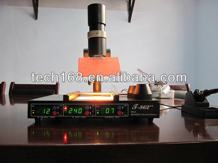 Infrared Rework Station t 862 Rework Station t 862 Bga
