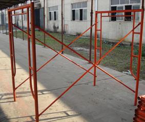 tukang batu galvanis tangga perancah frame pabrik