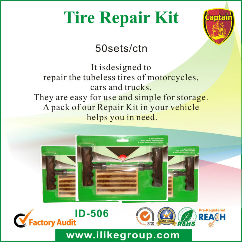 High Quality EmergencyTire Repair Kit