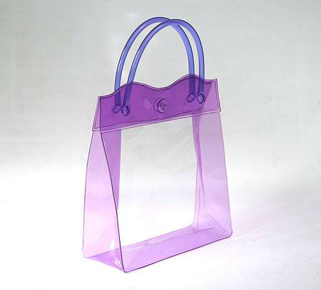 eco-friendly ipad transparent PVC waterproof bag