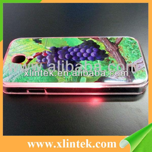 Led sublimation phone case for iPhone 5C