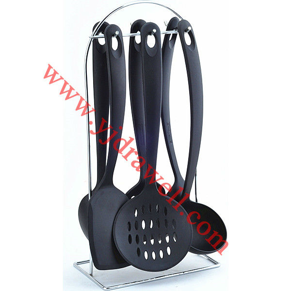 NY-1012 7 Pcs colorful Nylon kitchen utensil