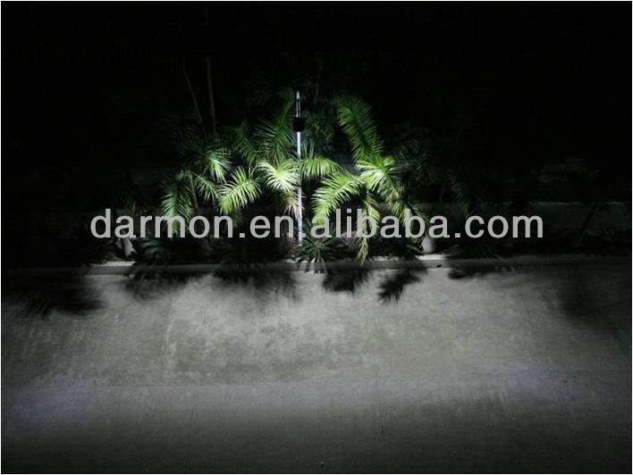DIANMING outdoor wall pir led street light sresky esl-16