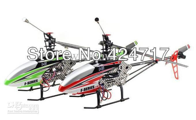 70CM F45 Metal 4CH 2.4GHz RC Helicopter Gyro Camera LCD Cntroller Single Propeller 2.4G RTF F645