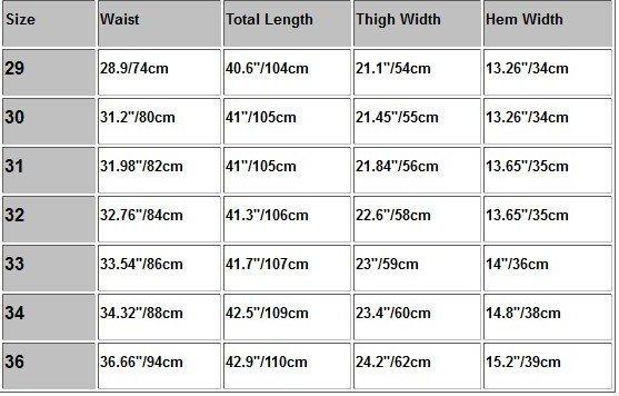 Размер Джинс L