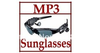 Видео-очки New Black 2GB Headset Sunglass with Mp3 player
