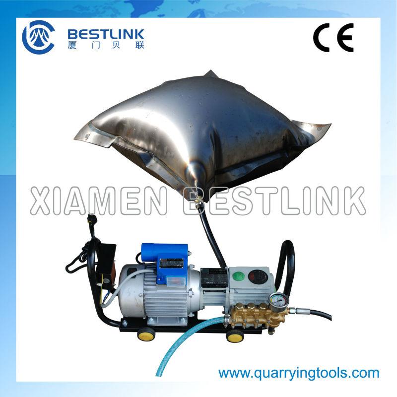 Steel cushion(hydro-bag)