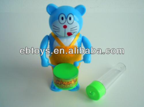 Zebra with sound toys candy