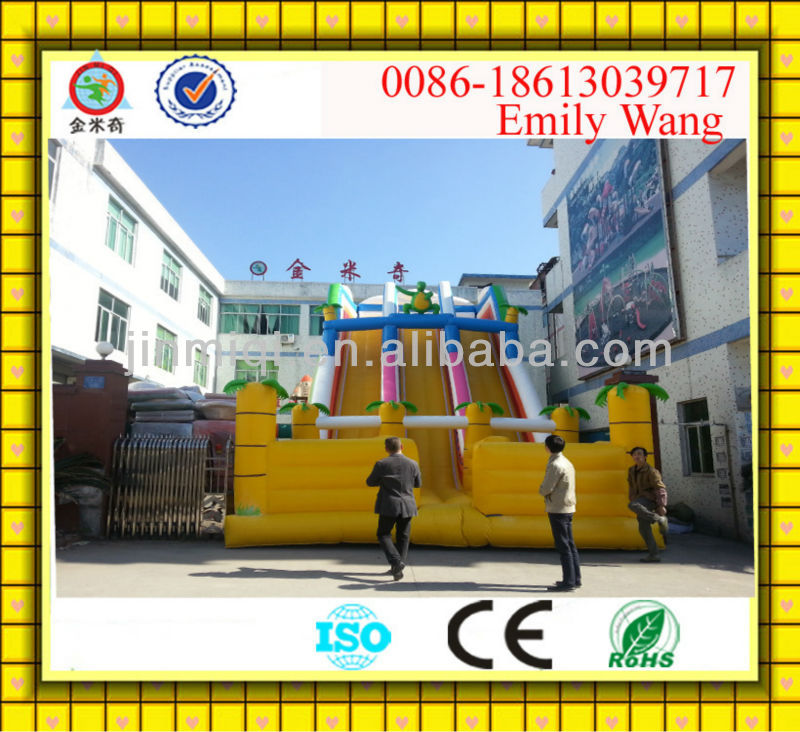 inflatable slide,jumping castle,inflatable bounce castle
