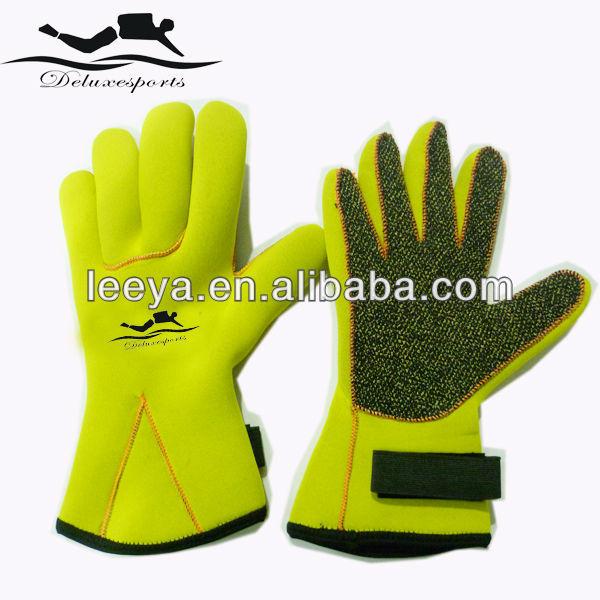 waterproof fishing gloves neoprene gym gloves diving gloves