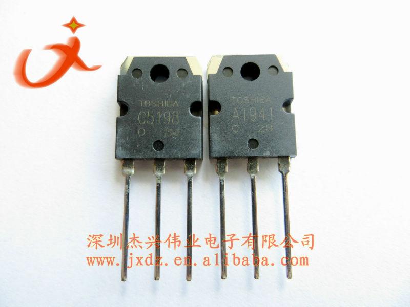 A1941 C5198 TOSHIBA транзистор