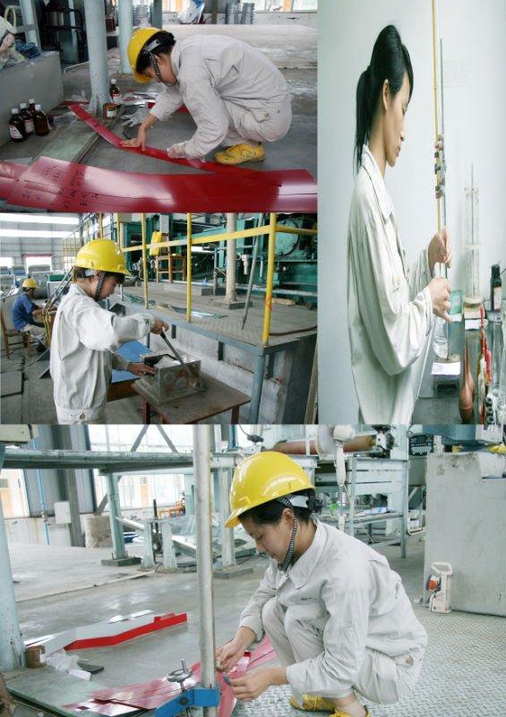 PPGI steel scrap metal