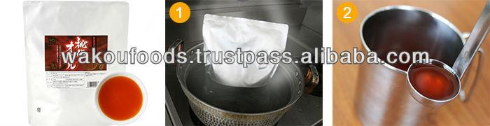 Special fat (No.392) garlic concentrate oil for stir fried menu 2kg
