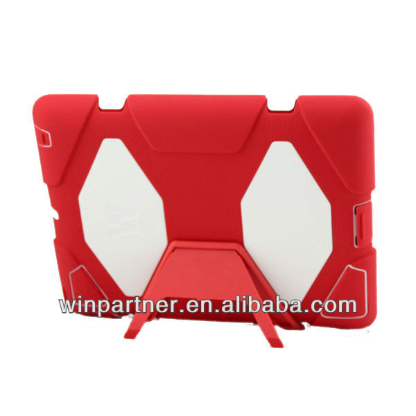 silicone waterproof case for ipad cartoon case for ipad 2